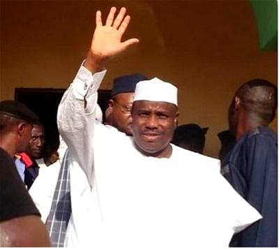 Dicskon absent as Tambuwal emerges PDP Governors' Forum chairman