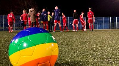 Homophobia, Village Manchester Football Club