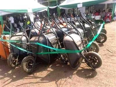 Wheelbarrow Empowerment