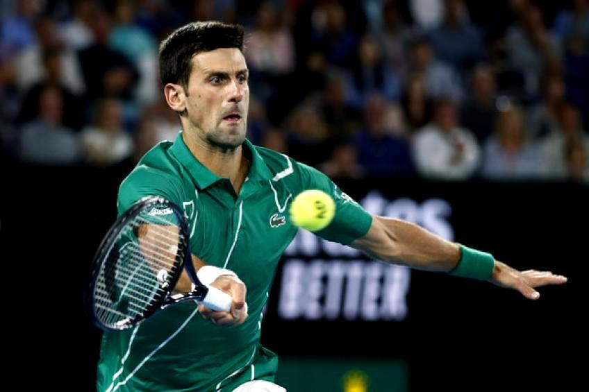 TOKYO 2020: Djokovic 'not unbeatable' declares next opponent Fokina
