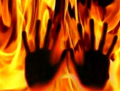Jealous woman sets self ablaze in Kano