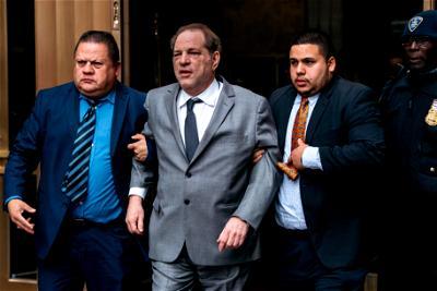 Harvey Weinstein, Trial