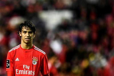 Joao Felix, Atletico Madrid, Benfica