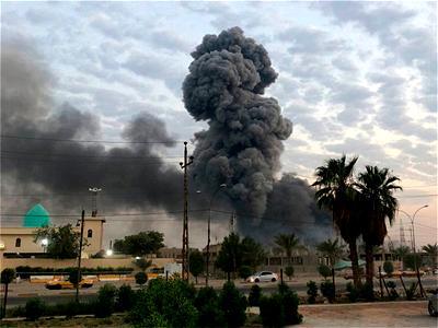 Iraq, US embassy