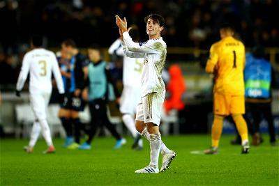 Real Madrid, Bayern Munich, Alvaro Odriozola