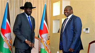 Riek Machar, South-Sudan, Vice President