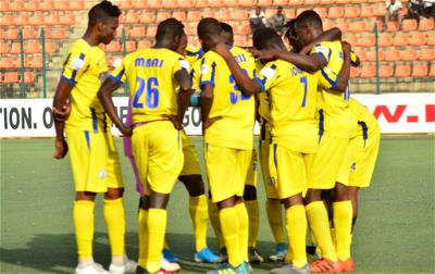 Adamawa United, NPFL