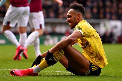 Arsenal, Aubameyang, Gabon FA