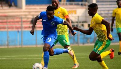 Enyimba, Kwara United, NPFL