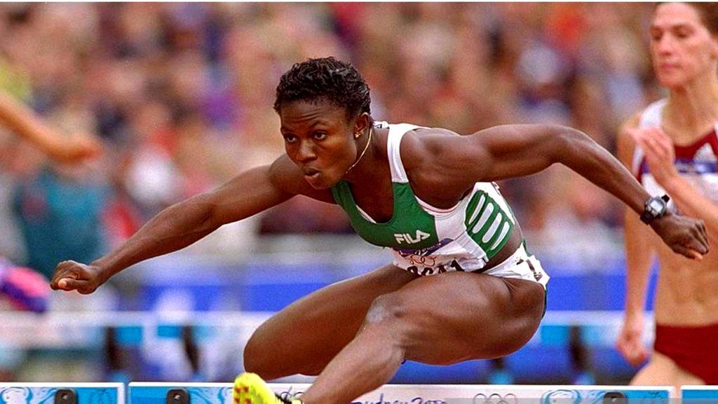 Gloria Alozie, AFN, Tokyo Olympics