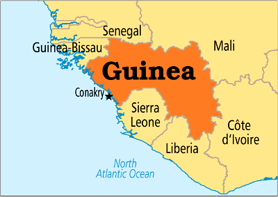 Vote counting ongoing in Guinea's tense election