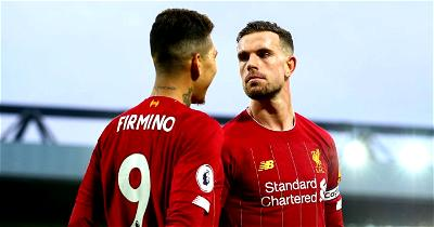 Liverpool captain Henderson out for the rest of the season