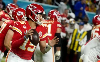 Comeback king Mahomes sparks Chiefs to Super Bowl win