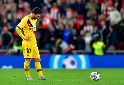 Messi, Petit