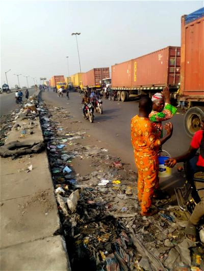Illegal structures: LASG set to clean up Mile-2 area
