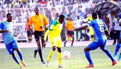 NPFL, Kano Pillars, Adamawa United