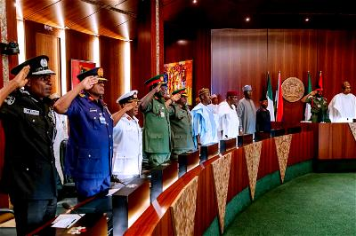 Christian elders sad over retention of service chiefs