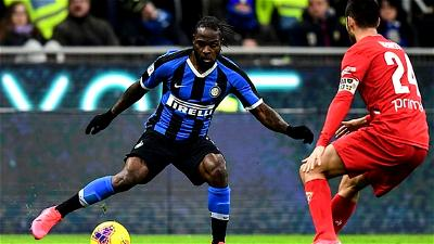Chelsea, Victor Moses, Inter Milan