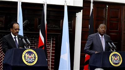 Kenya, Somalia