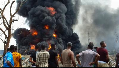 Lagos explosion update: All you need to know