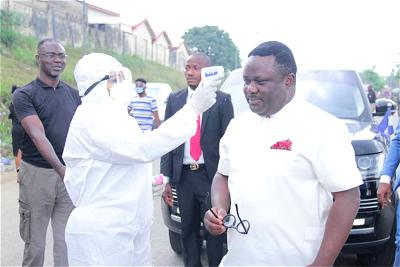 COVID-19: We're ready to support Bauchi State with PPEs, others ― Ayade