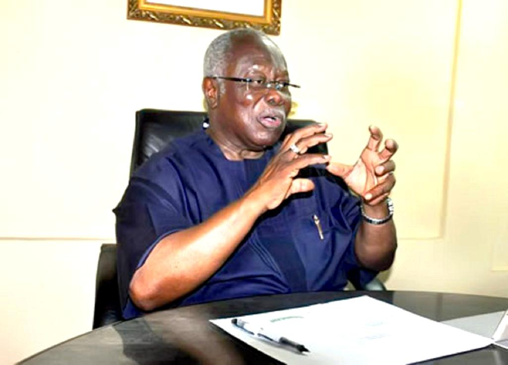2023: Buhari should be wary of people trying to market Tinubu ― Bode George