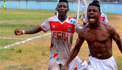 FC IfeanyiUbah, Uche Onuoha