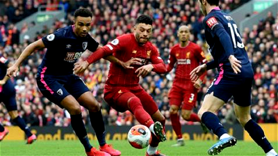 Liverpool 3 wins away from EPL title after hard-earned 3pts at Anfield