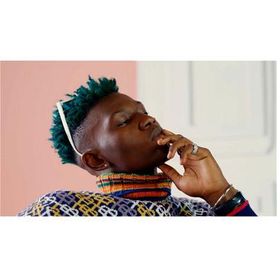 Gazzy, Afro-pop