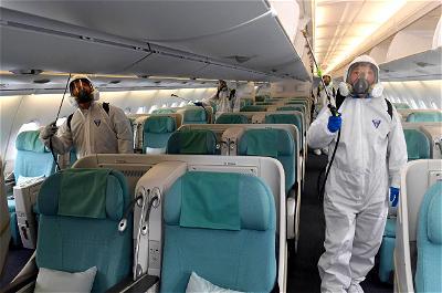 Airlines, Coronavirus