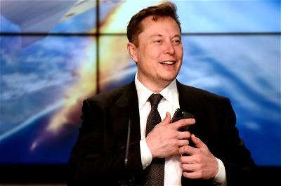 Elon Musk, Jack Dorsey, Twitter