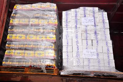 Coronavirus: Guinness, Presco donate relief materials to Edo govt