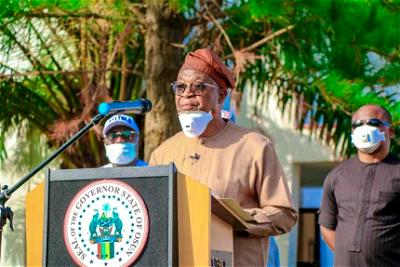 Oyetola signs 2021 Appropriation Bill into law