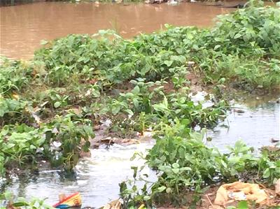 Leakage: Emergency responders battle to avert pipeline explosion in Mosan, Lagos