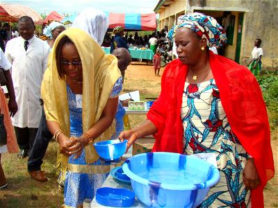 WaterAid, ActionAid and CISLAC draw FG's attention on water supply to fight COVID-19