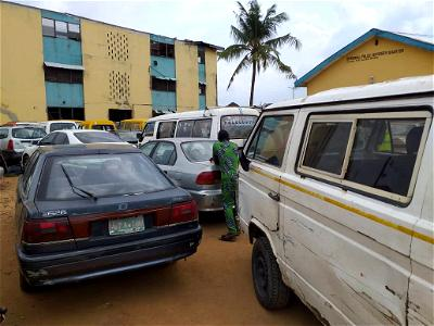Lockdown: 35 persons arrested for violating sit-at-home directive in Lagos