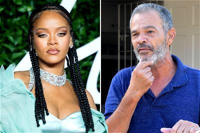 Rihanna, Ventilator