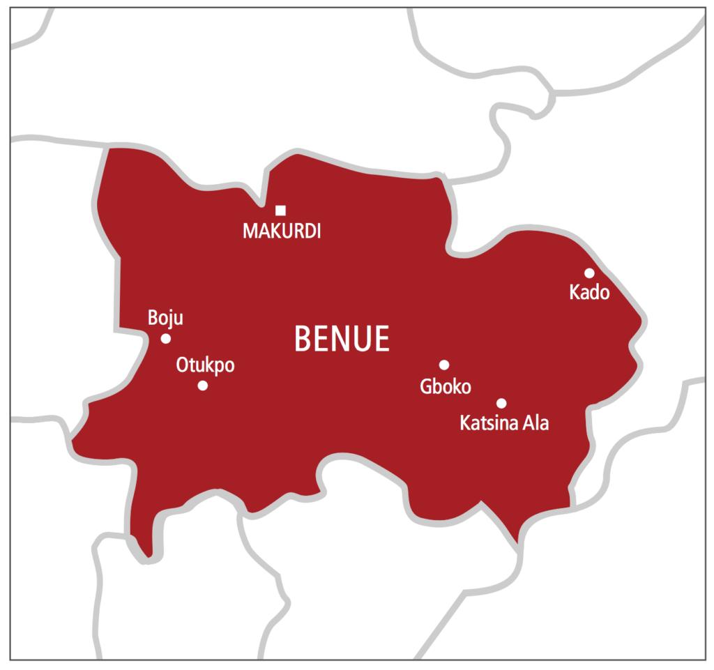 Armed herders in Benue