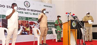 May Day: Obaseki approves N300,000 hazard allowance for health workers on COVID-19 duty