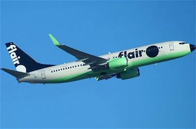 (JUST IN) Flight ban violation: FG impounds Flair Aviation aircraft