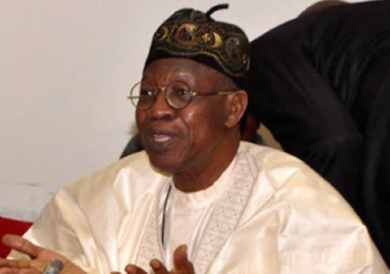 Lai Mohammed blames Nigerians for Twitter's decision to locate African  hqtrs in Ghana