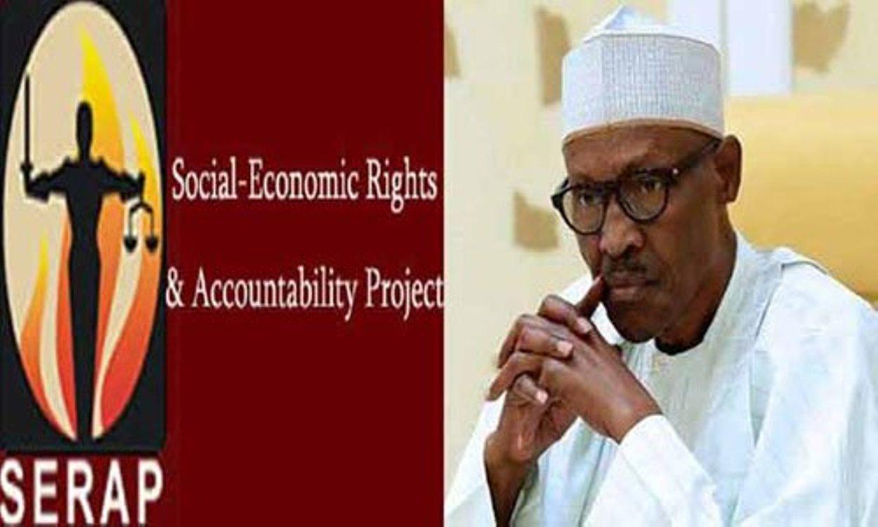 SERAP sues Buhari, wants court to declare gag order on reporting of terrorist  attacks illegal