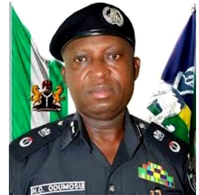 Lagos state police command, DSP Bala Elkana