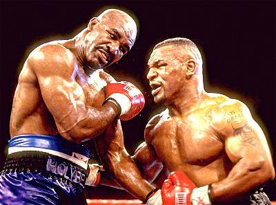 Tyson-Holyfield