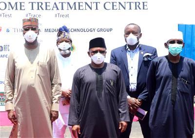 Sahara Group donates medical equipment to public health sector