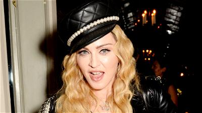 Madonna, COVID-19 Antibodies,