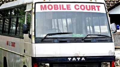 mobile court