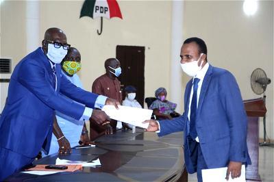 I left APC because PDP is better organised, democratic — Idahosa