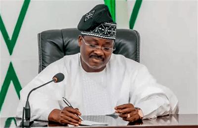"Ogun State Governor, Prince Dapo Abiodun, Thursday, described as ""end of an era"" the death of the former Governor of Oyo State, Senator Isiaka Abiola Ajimobi."