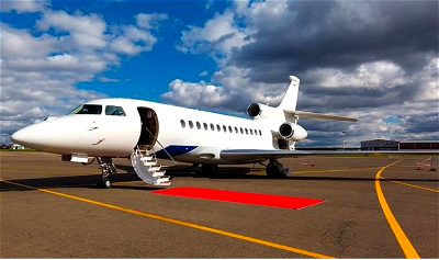 High profile Nigerians fly contaminated plane, risk COVID-19 infection